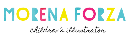 Morena Forza Children's Illustration